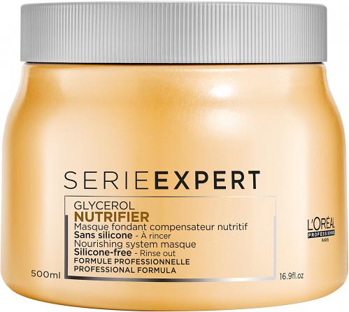 L'Oréal Professionnel - SERIE EXPERT - GLYCEROL NUTRIFIER - Pielęgnująca maska do suchych włosów - 500 ml