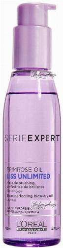 L'Oréal Professionnel - SERIE EXPERT - LISS UNLIMITED OIL - Olejek do włosów - 125 ml