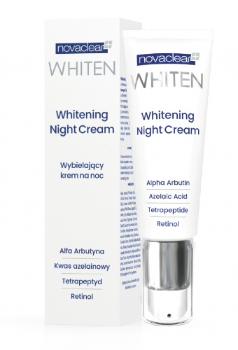 NovaClear - WHITENING NIGHT CREAM