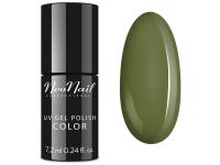 NeoNail - UV GEL POLISH COLOR - FALL IN LOVE - Lakier hybrydowy - 7,2 ml  - 6371-7 UNRIPE OLIVES - 6371-7 UNRIPE OLIVES