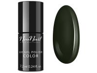 NeoNail - UV GEL POLISH COLOR - FALL IN LOVE - Lakier hybrydowy - 7,2 ml  - 6372-7 BOTTLE GREEN - 6372-7 BOTTLE GREEN