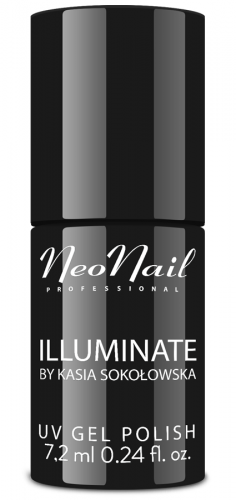 NeoNail - UV GEL POLISH - ILLUMINATE by Kasia Sokołowska - Hybrid Nail Polish - 7.2 ml
