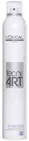 L'Oréal Professionnel - TECNI.ART - FIX ANTI-FRIZZ - Utrwalający lakier do włosów puszących się - 400 ml