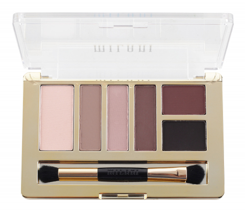MILANI - Eyeryday Eyes Eyeshadow Collection - 10 ROMANTIC MATTES - Paleta cieni do powiek