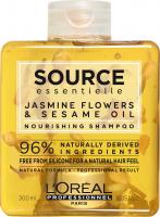 L'Oréal Professionnel - SOURCE ESSENTIELLE - NOURISHING SHAMPOO - Szampon do włosów suchych i uwrażliwionych - 300 ml