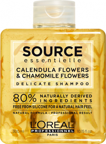L'Oréal Professionnel - SOURCE ESSENTIELLE - DELICATE SHAMPOO - Delikatny szampon do włosów - 300 ml