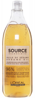 L'Oréal Professionnel - SOURCE ESSENTIELLE - NOURISHING SHAMPOO - Szampon do włosów suchych i uwrażliwionych - 1500 ml
