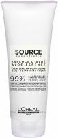L'Oréal Professionnel - SOURCE ESSENTIELLE - DAILY DETSNGLING CREAM - Odżywka do włosów ułatwiająca rozczesywanie - 200 ml