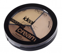 INGRID - IDEAL FACE CONTOURING CREAM - Kremowa paleta do konturowania twarzy - MEDIUM