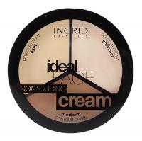 INGRID - IDEAL FACE CONTOURING CREAM - MEDIUM