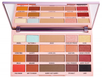 MAKEUP REVOLUTION - IMOGENATION THE EYESHADOW PALETTE - Paleta 20 cieni do powiek