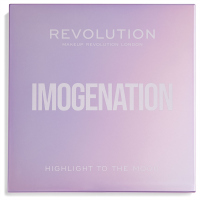 MAKEUP REVOLUTION - IMOGENATION - HIGHLIGHT TO THE MOON - Paleta do konturowania twarzy
