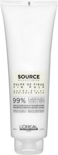 L'Oréal Professionnel - SOURCE ESSENTIELLE - RADIANCE BALM - Maska do włosów farbowanych - 450 ml