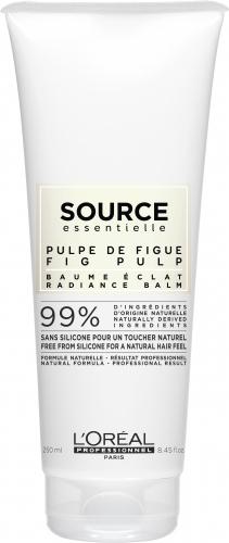 L'Oréal Professionnel - SOURCE ESSENTIELLE - RADIANCE BALM - Maska do włosów farbowanych - 250 ml
