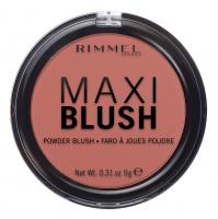 RIMMEL - MAXI BLUSH - Róż do policzków - 003 WILD CARD - 003 WILD CARD