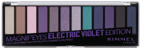 RIMMEL - MAGNIF'EYES - Eye Contouring Palette - 008 ELECTRIC VIOLET EDITION