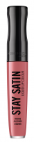 RIMMEL - STAY SATIN Liquid Color