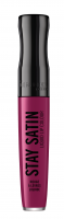 RIMMEL - STAY SATIN Liquid Color - 430 FOR SURE - 430 FOR SURE