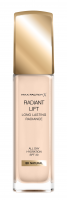 MAX FACTOR - RADIANT LIFT - LONG LASTING RADIANCE - Long-lasting Moisturizing and Brightening Foundation - 50 NATURAL - 50 NATURAL