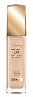 MAX FACTOR - RADIANT LIFT - LONG LASTING RADIANCE - Long-lasting Moisturizing and Brightening Foundation - 47 NUDE - 47 NUDE