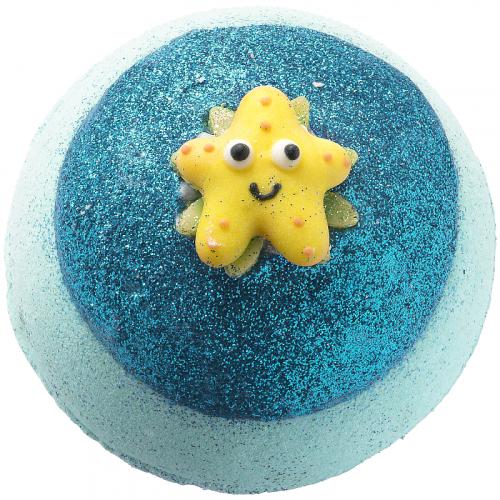 Bomb Cosmetics - Wish upon a Starfish - Musująca kula do kąpieli - ROZGWIAZDA