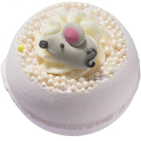 Bomb Cosmetics - SQUEAKY CLEAN - Bath ball