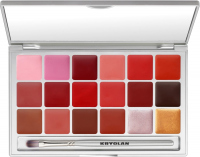 KRYOLAN - LIP ROUGE - SET 18 COLORS - Paleta 18 pomadek do ust - ART. 1218 - LRP 2