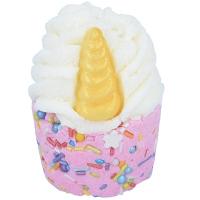Bomb Cosmetics - Bathe the Rainbow - Creamy Bath Cupcake