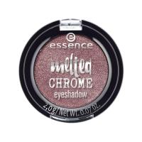 Essence - Melted Chrome Eyeshadow - Metaliczny cień do powiek - 01 - ZINC ABOUT YOU - 01 - ZINC ABOUT YOU