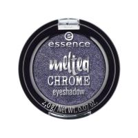 Essence - Melted Chrome Eyeshadow - Metaliczny cień do powiek - 03 - PLATINUM NIGHTS - 03 - PLATINUM NIGHTS