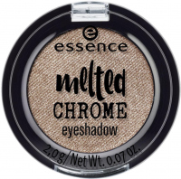 Essence - Melted Chrome Eyeshadow - Metaliczny cień do powiek