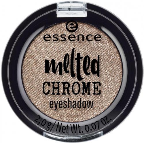 Essence - Melted Chrome Eyeshadow - Metaliczny cień do powiek