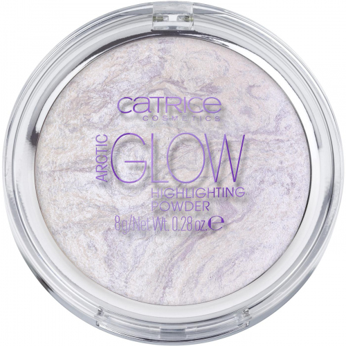 Catrice - Arctic Glow Highlighting Powder - Rozświetlacz do twarzy - 010