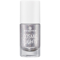 Essence - COSMIC LIGHTS Nail Polish - 01 - WELCOME TO THE UNIVERSE - 01 - WELCOME TO THE UNIVERSE