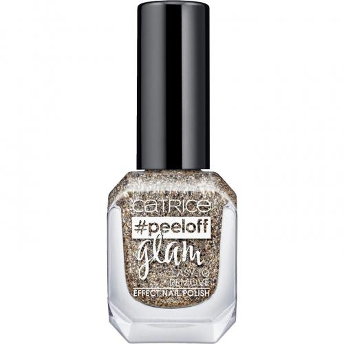 Catrice - #PeelOff Glam Nail Polish