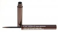 GOSH - Eye Liner - Długotrwały Eye Liner w płynie