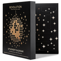 MAKEUP REVOLUTION - LIP ADVENT CALENDAR - Kalendarz adwentowy z produktami do makijażu ust
