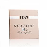 HEAN - No Color Fixer HD Radiant Light - Transparent pressed powder