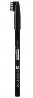 Essence - Eyebrow Crayon DESIGNER - 01 - BLACK - 01 - BLACK