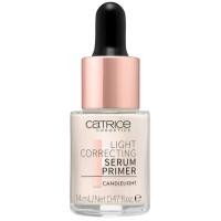 Catrice - LIGHT CORRECTING SERUM PRIMER - Illuminating makeup base - 010 Candlelight - 010 Candlelight