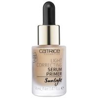 Catrice - LIGHT CORRECTING SERUM PRIMER - Rozświetlająca baza pod makijaż