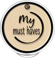 Essence - MY MUST HAVES - HOLO POWDER EYESHADOW - Holographic eye shadow