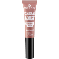 Essence - COLOR BOOST - MAD ABOUT MATTE LIQUID LIPSTICK - Matowa pomadka w płynie - 03 - WANNA PLAY? - 03 - WANNA PLAY?
