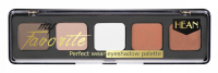 HEAN - MY FAVORITE Perfect Wear Eyeshadow Palette - Eyeshadow palette