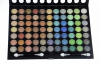 W7 - Paintbox 77 SHADES - Paleta 77 cieni do powiek