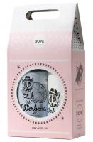YOPE - Zestaw upominkowy - Balsam do rąk i ciała Werbena 500 ml + Mydło w płynie Werbena 500 ml