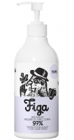 YOPE - Gift set - Hand and body lotion Fig 500 ml + Liquid soap Fig 500 ml