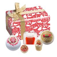 Bomb Cosmetics - Zest up - Christmas Carol
