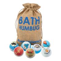 Bomb Cosmetics - Bath Humbug Gift Set - Zestaw upominkowy - Worek Św. Mikołaja - BATH HUMBUG