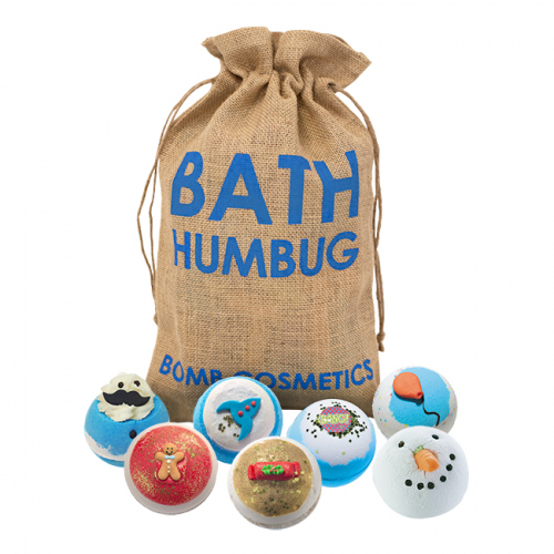 Bomb Cosmetics - Bath Humbug Gift Set